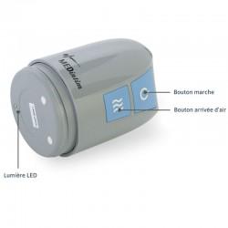 Tête d'aspiration électrique pour cylindre Vacuum de Medintim